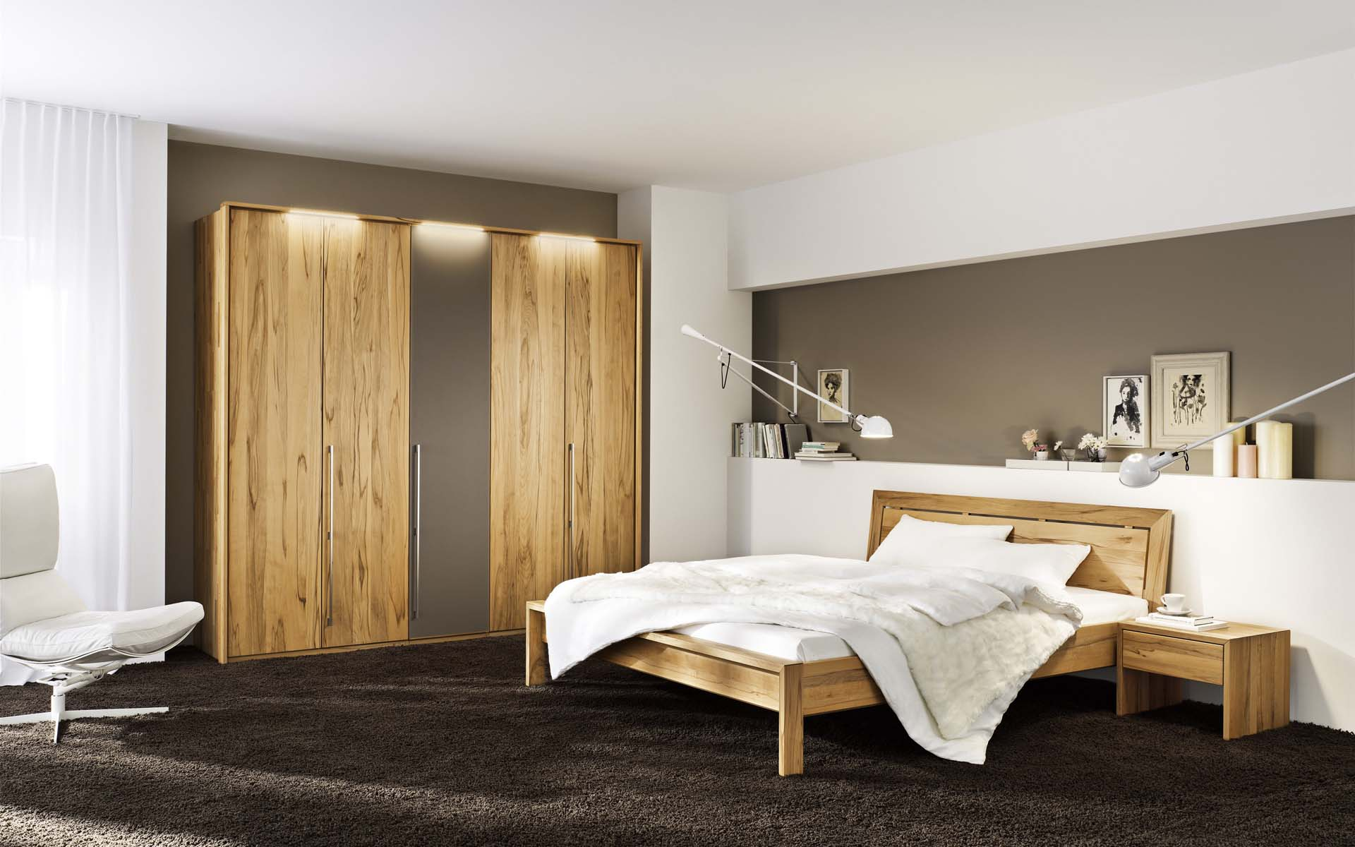 team 7 lunetto bett m belzentrum. Black Bedroom Furniture Sets. Home Design Ideas